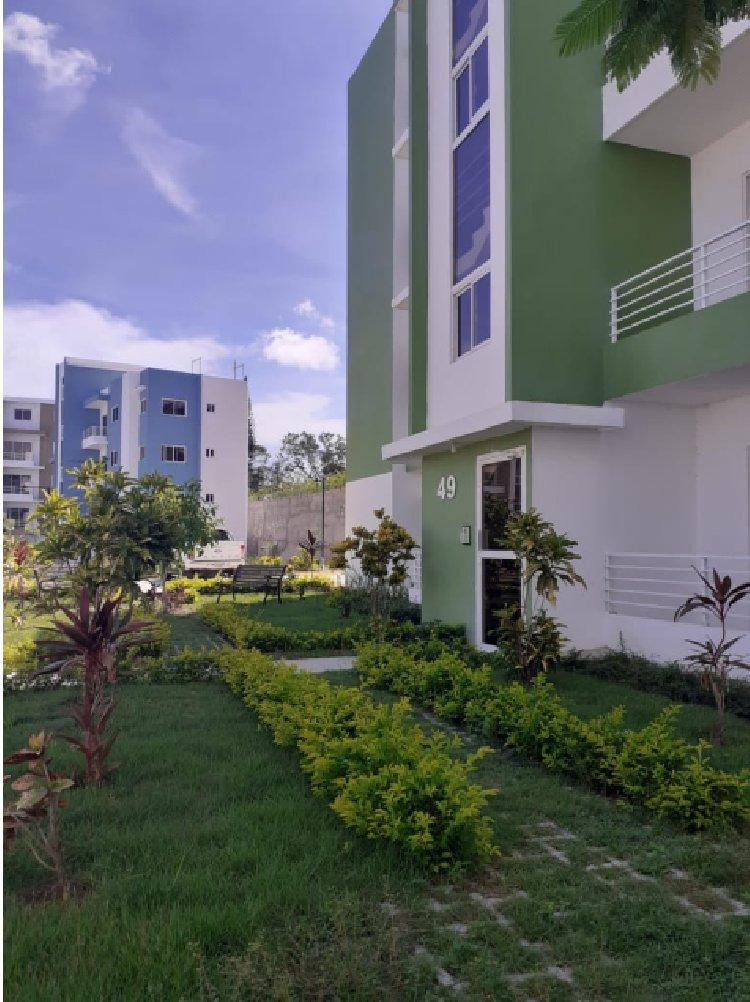 Apartamento en venta Alameda, Santo Domingo Oeste.