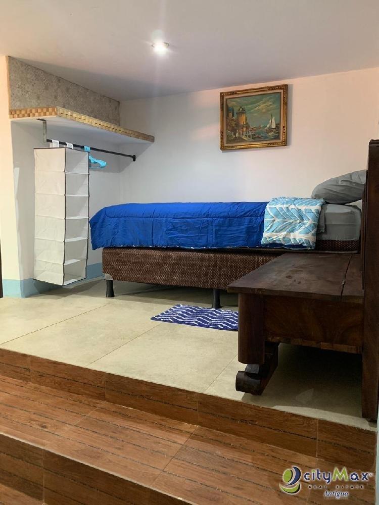 CityMax Antigua renta apartamento amueblado en Chimal!