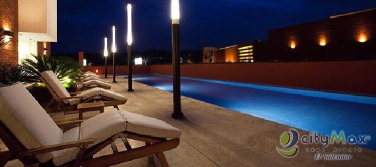 Exclusivo apartamento en venta en San Salvador