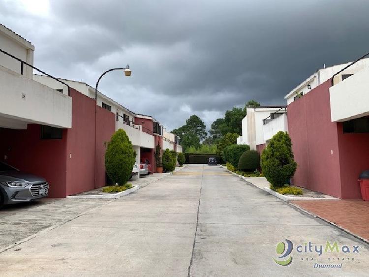 Casa en venta km. 19.5 a San Jose Pinula Los Pinabetes