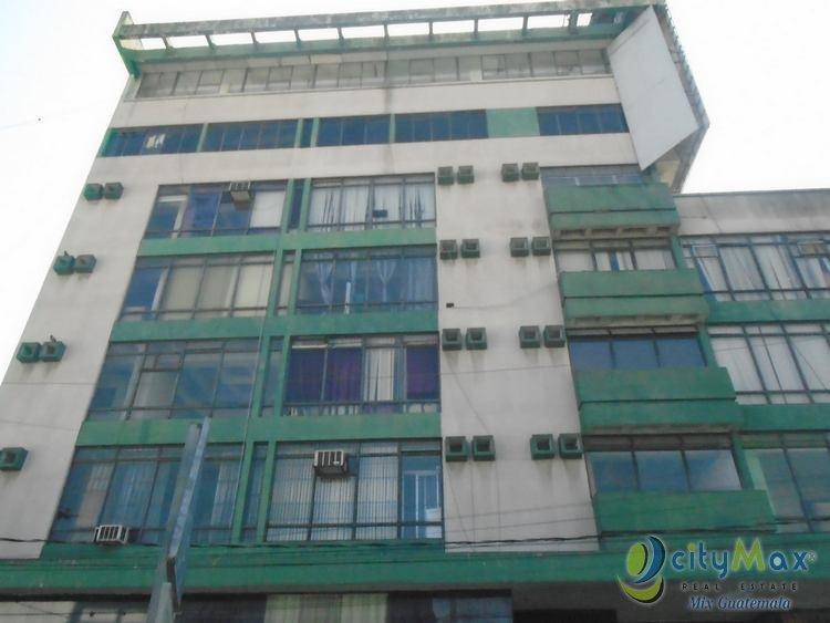 Oficina en Renta Zona 4 Guatemala, tiene 262 m2
