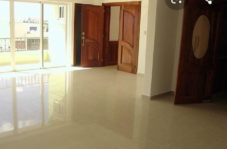 Rento AMPLIO Apartamento 3 habs y Estudio, Bella Vista