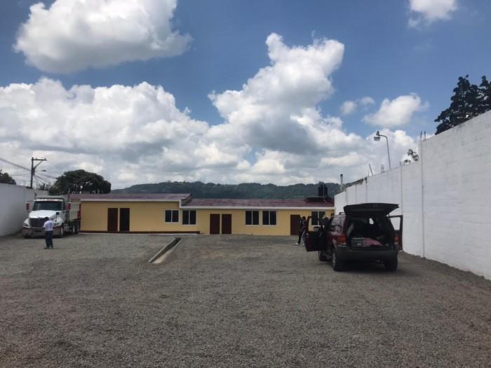 Alquilo casa comercial ideal para oficinas Sacatepéquez