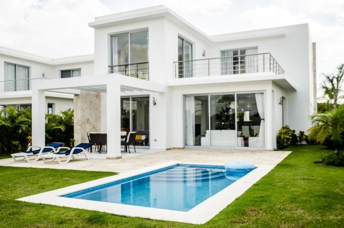 Vendo Villa en Playa Nueva Romana La Romana