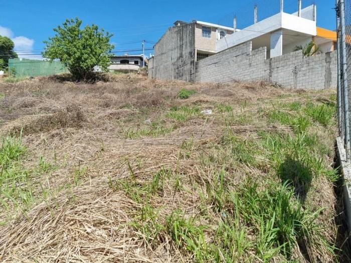 Terreno en venta en San Cristóbal adentro de colonia