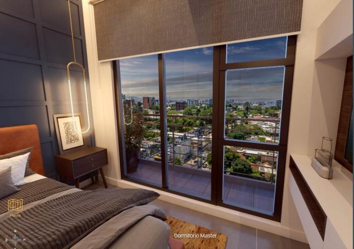 Apartamento nuevo en venta en zona 10 Guatemala
