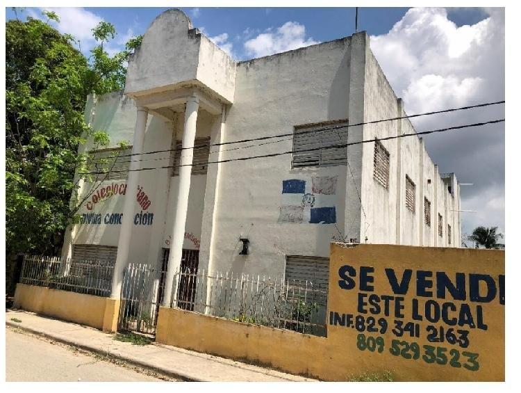 Vendo edifico comercial antiguo colegio 487mts