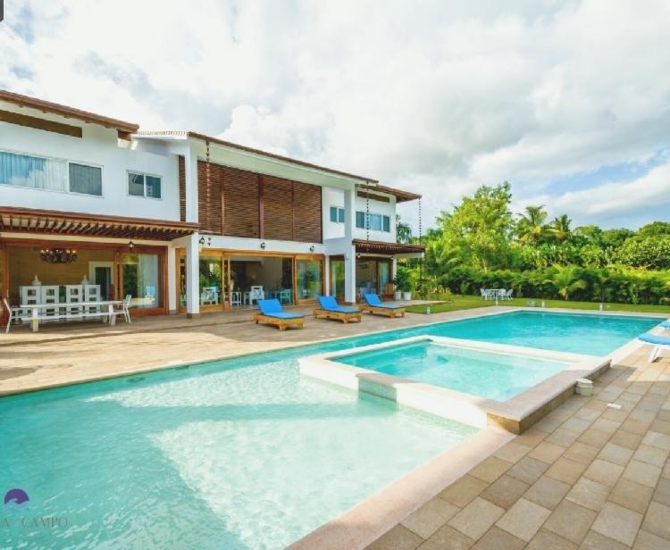 Villa en venta, Casa de Campo