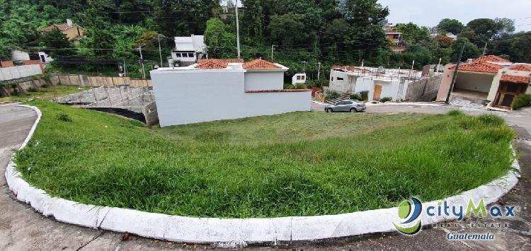 Terreno en venta en San Rafael Los Geranios km 9 CAES