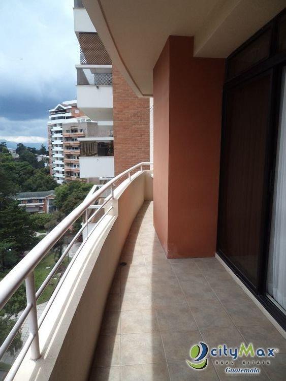 Alquilo o vendo lindo apartamento  en Zona 14 Guatemala
