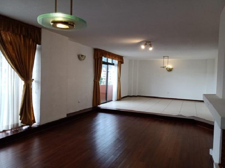 Vendo o Rento lindo y cómodo apartamento en Z. 15
