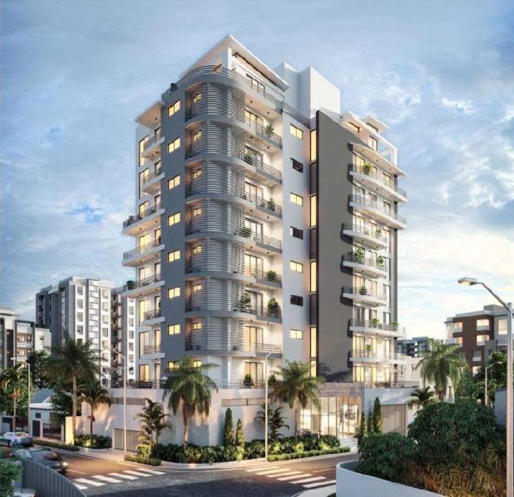Apartamento en venta ubicado en Serralles,Santo Domingo