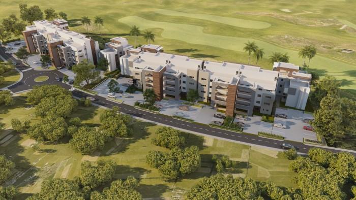 Un nuevo proyecto ubicado dentro de Cana Bay Punta Cana
