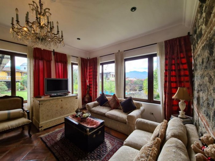 Apartamento amueblado cerca de Antigua!