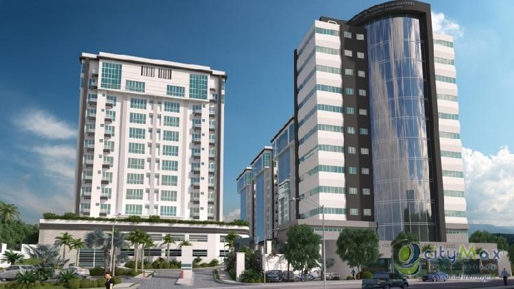 Proyecto de Apartamentos de Lujo en Avenida Ecologica