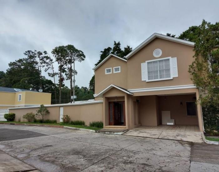 Casa en venta en Santa Catarina Pinula Ciudad Guatemala