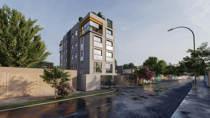 Apartamentos en Construcción en Z. 15 Col. Tecun Umán