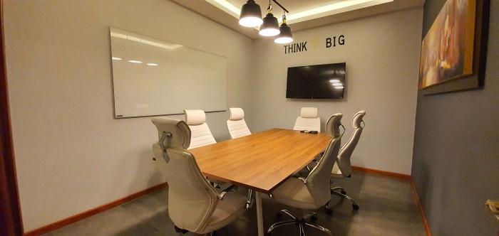 Vendo Oficina en Empresarial Zona Pradera Z10 RENTADA