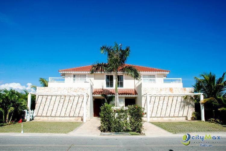 cityMax Vende Villas en Playa Nueva Romana