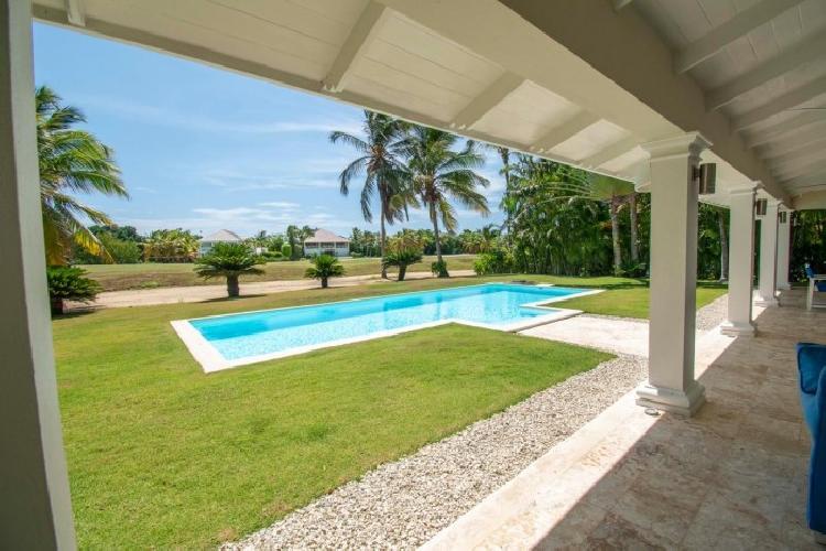 Casa Amueblada  Venta y Renta, Punta Cana