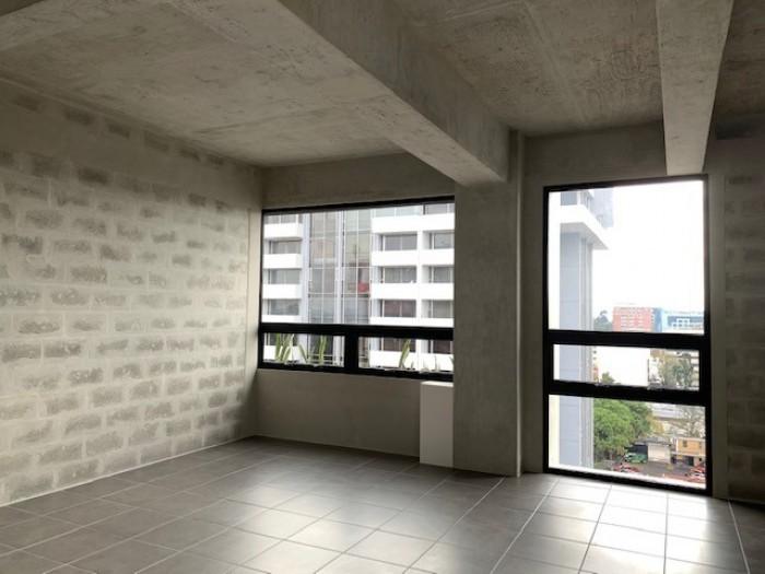 Oficina NUEVA en RENTA en Edificio en zona 9