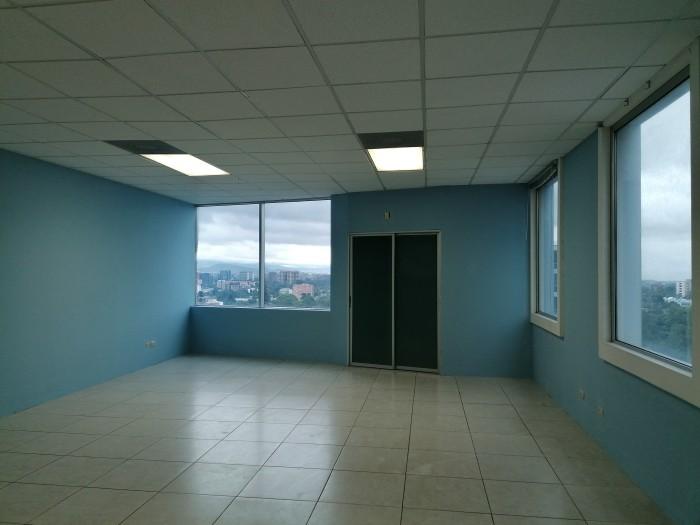 Rento oficina en Zona Pradera zona 10