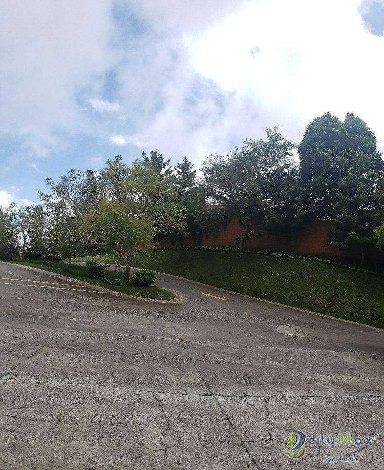 En venta  terreno en Fraijanes, Carretera a El Salv.