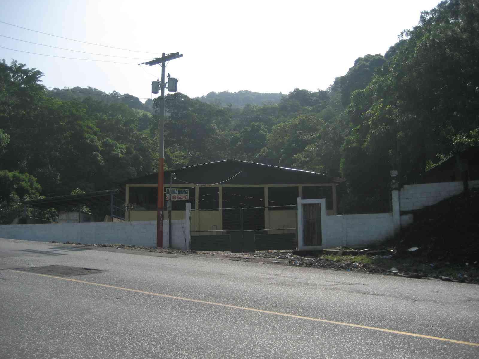 ¡Citymax vende-renta Bodega en Palín Escuintla!