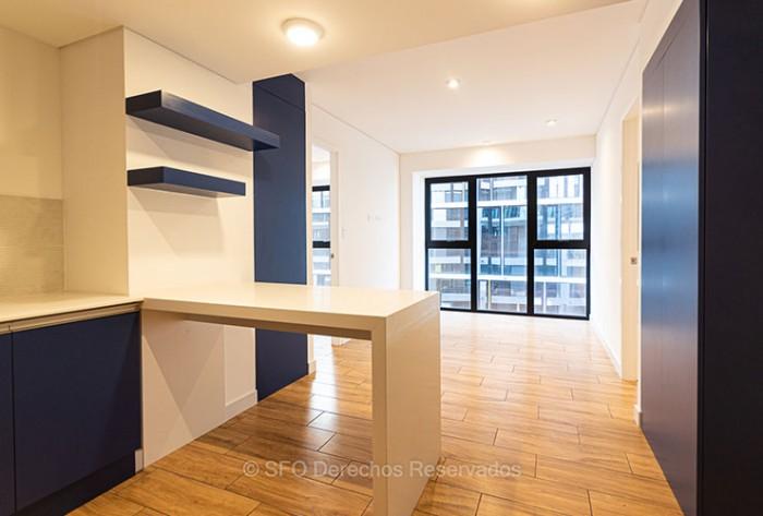 RENTA Apartamento 2 habitaciones en zona 4