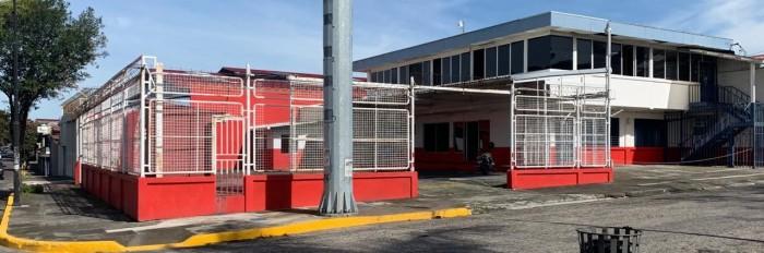 Edificio en alquiler en San José estación del Pacifico