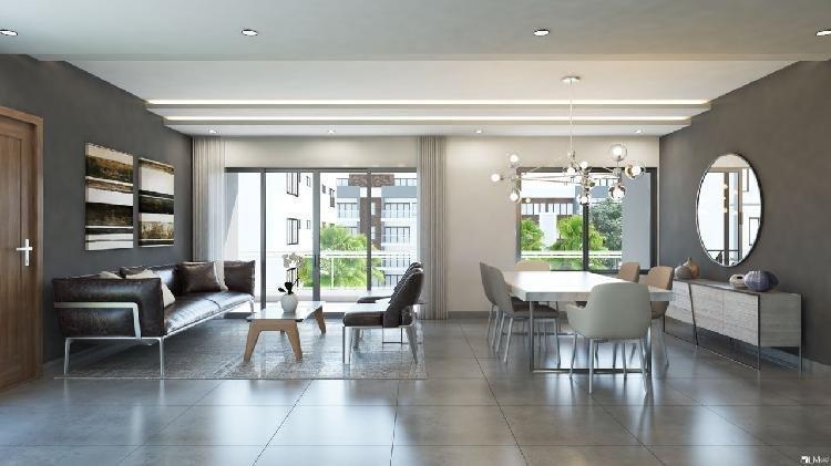 Apartamento en venta en  Prolongación Nuñez de Cáceres