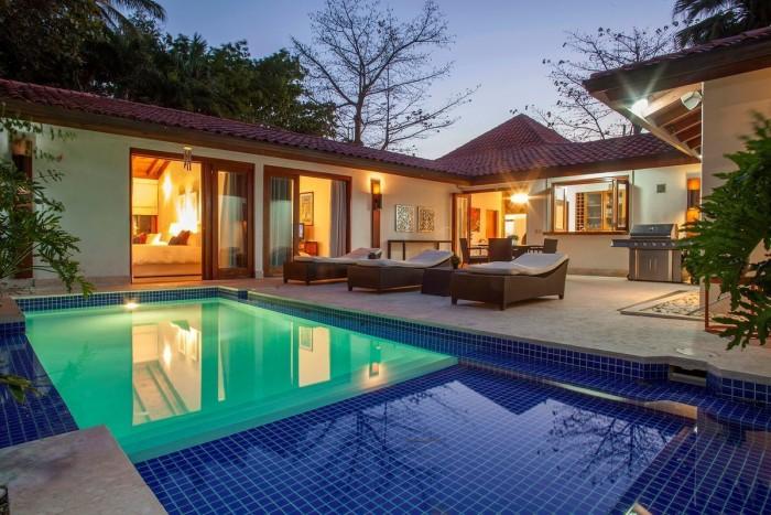Alquiler de villa en casa de Campo solo por temporada