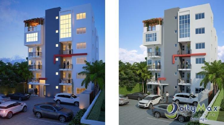 Apartamento en venta, Reparto Universitario, Santiago