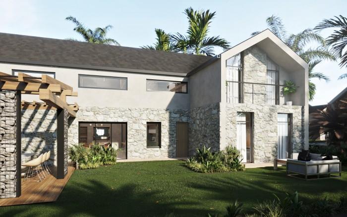 En Venta lujosas Villas con Campo Ecuestre Vista Cana