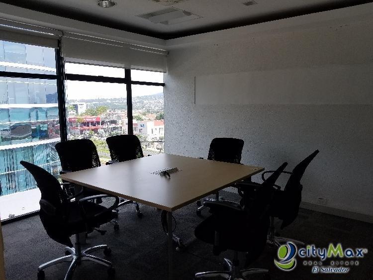 Alquilo espacio para oficina Corporativa en Santa Elena
