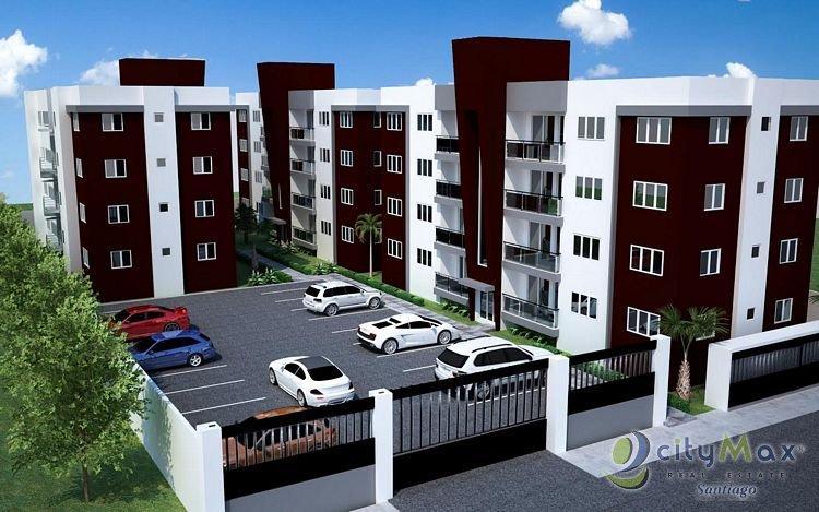En Venta Bellos Apartamento en la Ciudad de Sosua.