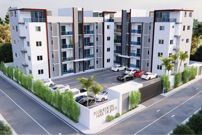 Apartamentos  en Venta La Villa Olímpica, Santiago, RD