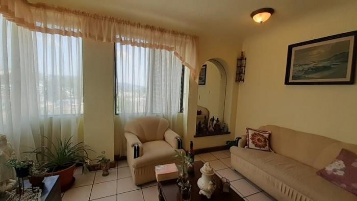 Apartamento en Venta Zona 7 de Mixco. Penthouse amplio