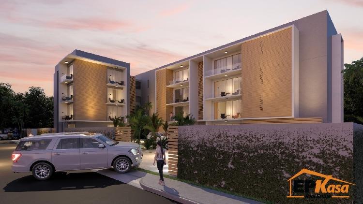 Proyecto de Apartamentos de Venta detrás del Homs