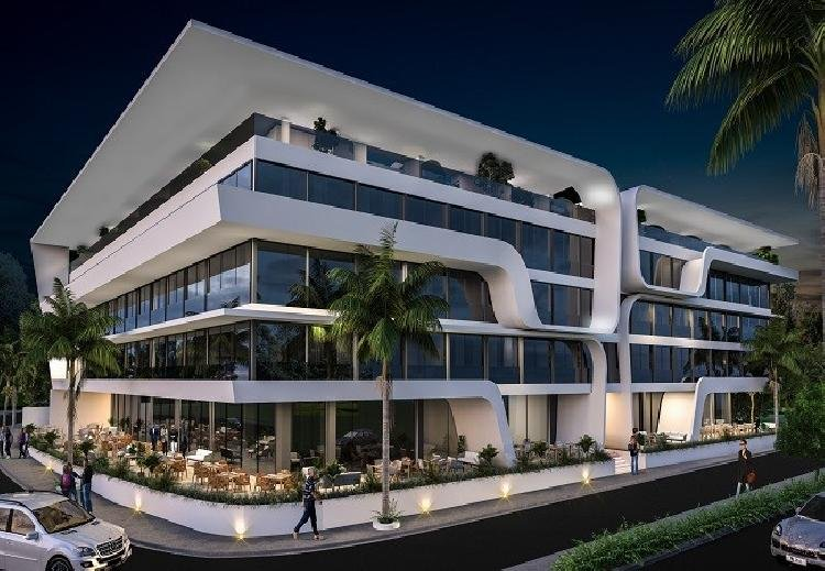 Bluemarina Suites and Plaza