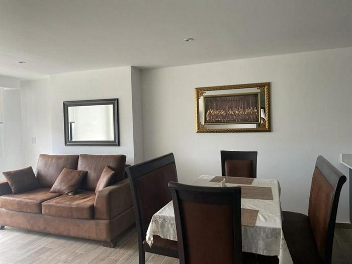 Apartamento Amueblado en Renta Parque 15 Guatemala