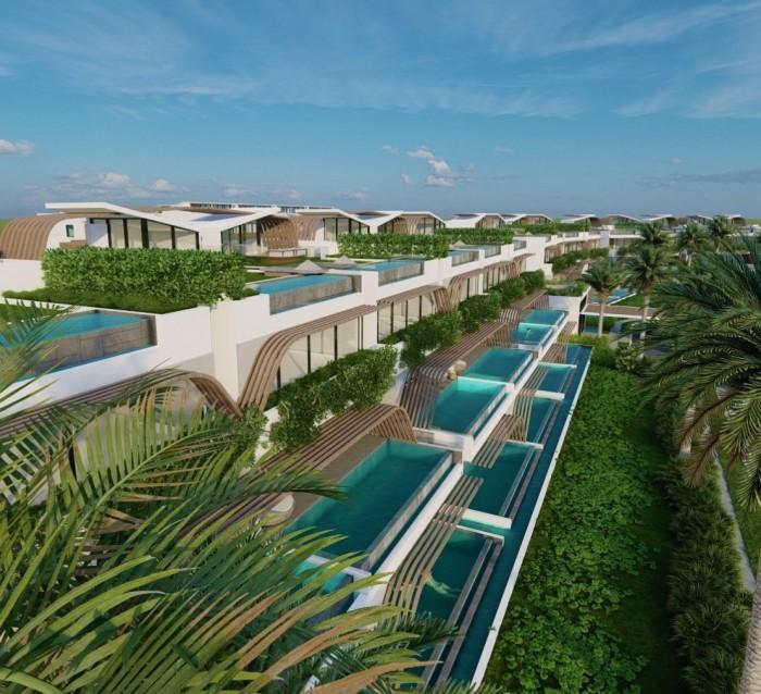 Proyecto Apartamentos en venta en Las Iguanas Cap Cana