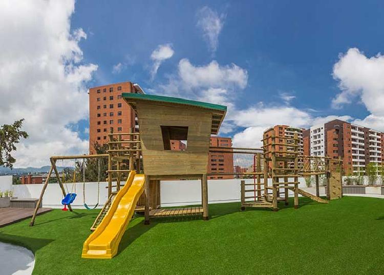 Apartamento en renta  sector exclusivo de zona 14