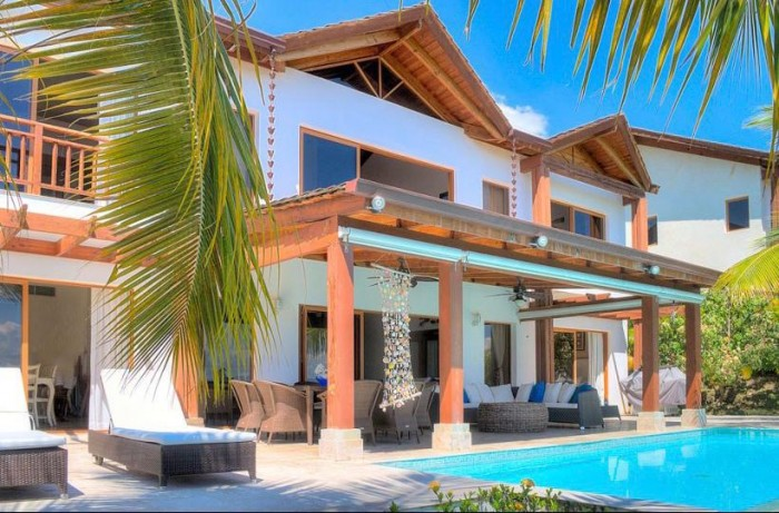 Vendo villa exclusiva amueblada en Samaná Puerto Bahía
