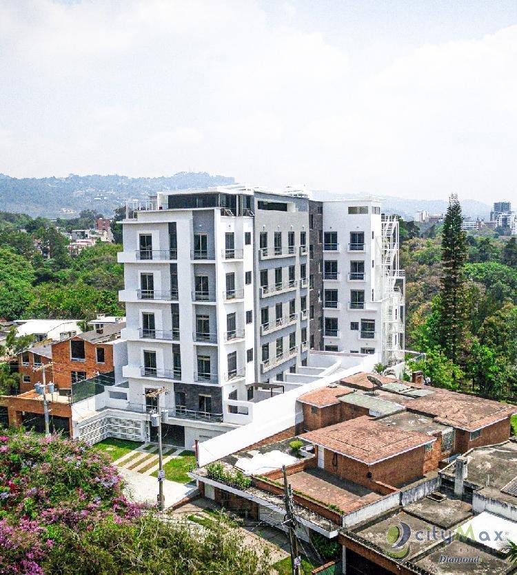 Apartamento en Renta Tipo Loft Zona 15