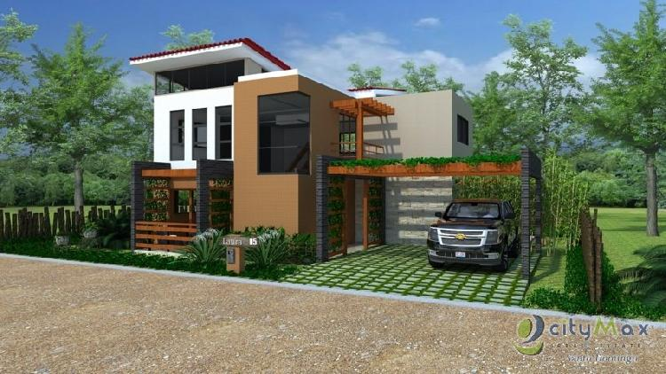 CityMax Vende Villa en Jarabacoa