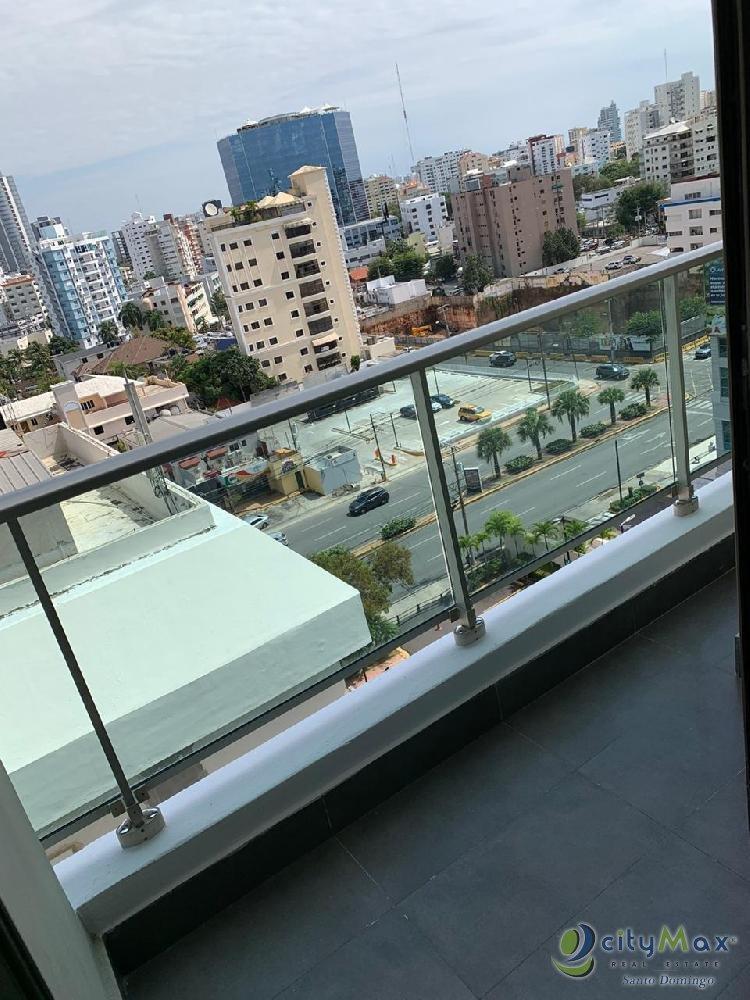 Alquilo Apartamento  Linea Blanca Torre de  Piantini