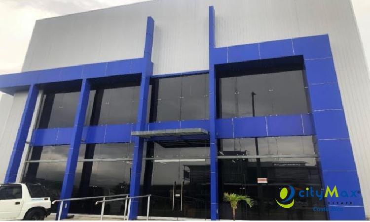 Alquilo Bodega Industrial de 2085.50 m², Coyol Alajuela