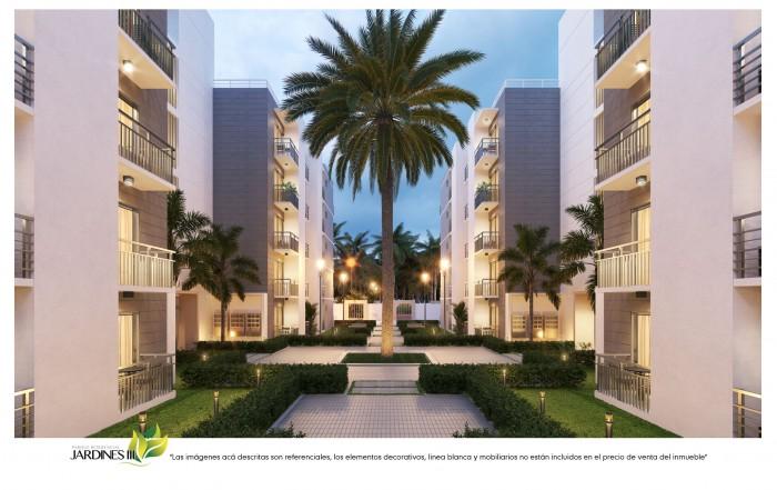 Venta Apartamento en Planos  Bávaro Punta Cana