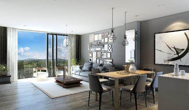 Apartamento Nuevo en Venta en Zona 16
